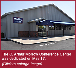 C. Arthur Morrow Conference Center