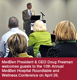 MedBen President and CEO Doug Freeman