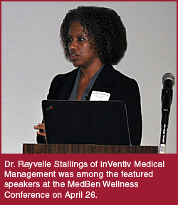 Rayvelle Stallings, MD, Chief Medical Officer of inVentiv Medical Management