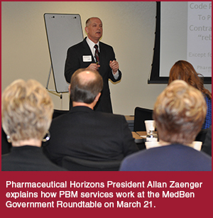 Allan Zaenger, President of Pharmaceutical Horizons
