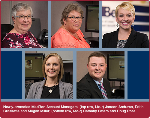 MedBen Account Managers