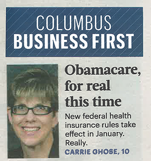 Business First cover