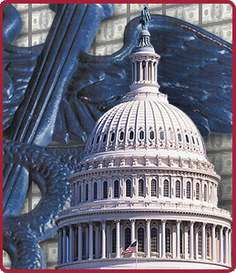 Capitol and Caduceus