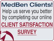 MedBen Client Satisfaction Survey
